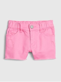 Toddler Shortie Shorts