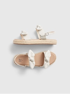 Kids Bow-Tie Sandals
