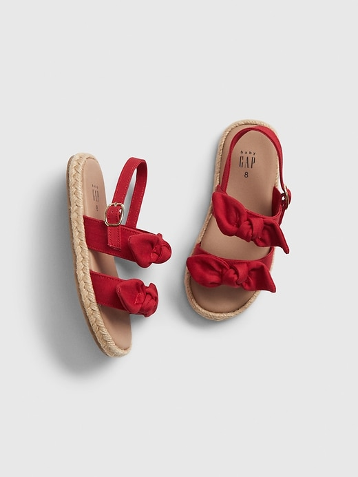 Gap Toddler Bow Sandals