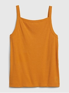 GapFit Breathe Ribbed Tank Top