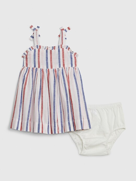 Gap Baby Stripes Outfit Set