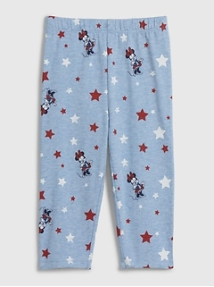 babyGap | Disney Minnie Mouse Crop Leggings