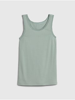 Kids Favorite Lace Trim Tank