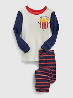 babyGap French Fry Pocket PJ Set