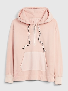 Hoodie in French Terry