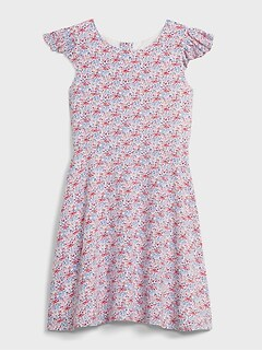 Kids Ruffle Dress