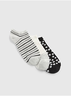 Ankle Socks (3-Pack)