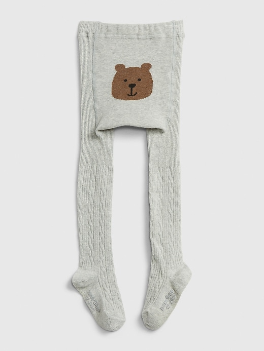 Gap Toddler Cable Knit Tights