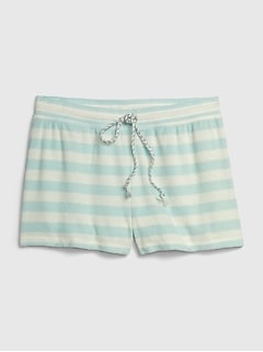 Supersoft Terry Lounge Shorts