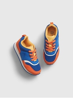 Toddler Multi-Colored Sneakers