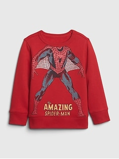 babyGap | Marvel Spider-Man Crewneck Sweatshirt