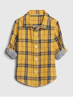 Toddler Double-Faced Shirt