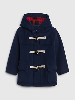 Toddler Wool Jacket