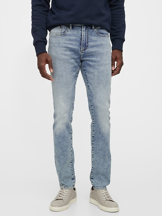 Gap Soft Wear Max Skinny Jeans With Washwell