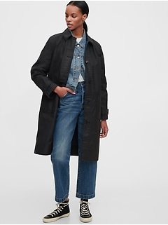 Workforce Collection Mac Coat
