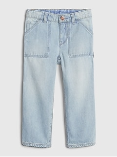 Toddler Carpenter Jeans
