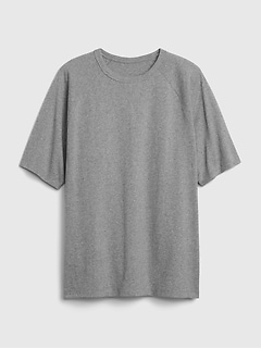 Easy Heavyweight Raglan T-Shirt