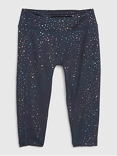 GapFit Toddler Crop Leggings