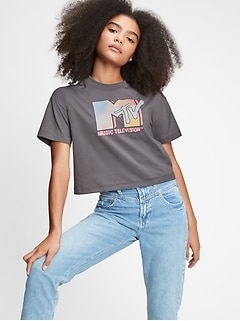 Teen Graphic Boxy T-Shirt