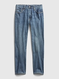 Relaxed Jeans With Washwell&#153