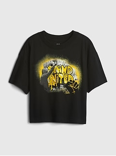 The Gap Collective Teen Girl Stand United T-Shirt