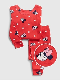 babyGap | Disney Mickey and Minnie Mouse PJ Set