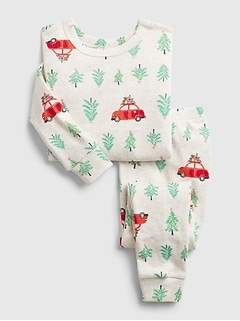 babyGap Car Graphic PJ Set