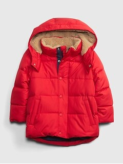 Toddler ColdControl Max Puffer Jacket