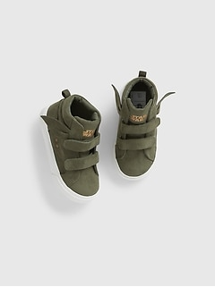 babyGap | StarWars™ The Child High-Tops