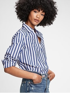 Perfect Shirt in Poplin