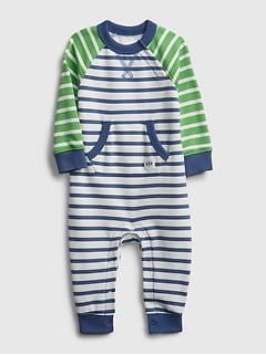Baby Stripe One-Piece
