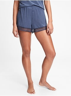 Lounge Shorts in Modal