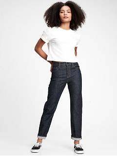 Teen Made in America 1969 Premium High Rise Straight Fit Jeans