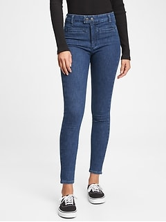 High Rise Universal Jegging