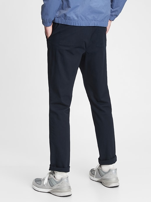 Slim Easy E-Waist Pants in GapFlex