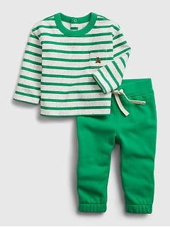 Baby Knit Outfit Set