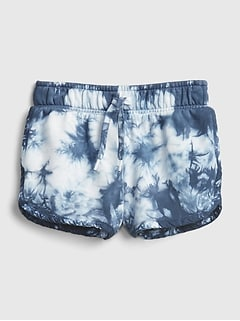 Toddler Pull-On Dolphin Shorts