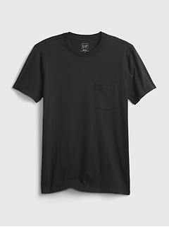 Organic Cotton Pocket T-Shirt