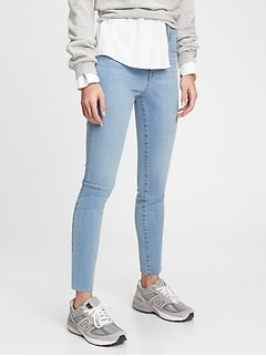 The Gen Good High Rise True Skinny Jeans With Washwell™