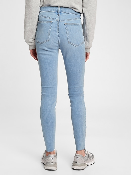 The Gen Good High Rise True Skinny Jeans With Washwell&#153