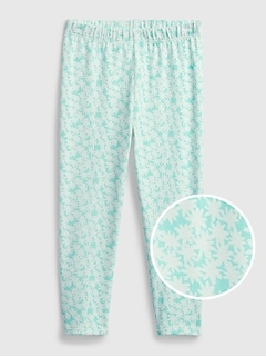 Toddler Organic Cotton Mix and Match Pull-On Leggings