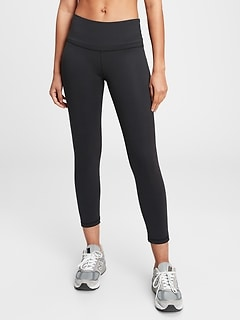 GapFit High Rise Blackout 7/8 Leggings
