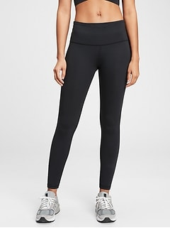 GapFit High Rise Blackout Full Length Leggings