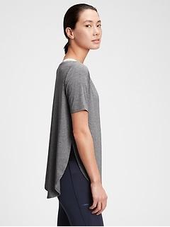 GapFit Breathe Tunic T-Shirt