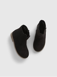 Toddler Suede Ankle Boots