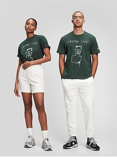 Jean-Michel Basquiat  GAP Graphic T-Shirt