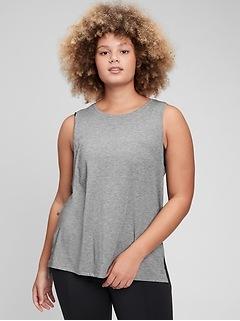GapFit Breathe Sleeveless T-Shirt